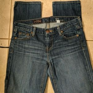 J Crew Matchstick Skinny jeans 27 Short
